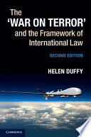 The War On Terror And The Framework Of International Law