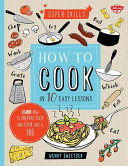 How to Cook in 10 Easy Lessons Book