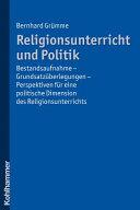 Religionsunterricht und Politik