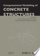 Computational Modelling of Concrete Structures Book