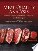 Meat Quality Analysis