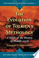 The Evolution Of Tolkien S Mythology