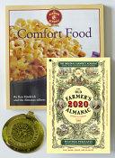 The Old Farmer s Almanac 2020 Comfort Food Cookbook Sun Catcher Bundle