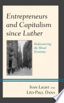 Entrepreneurs and Capitalism since Luther Book PDF