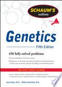 Schaum S Outline Of Genetics Fifth Edition