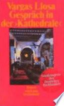 """Gespräch in der """"Kathedrale""""  : Roman"""