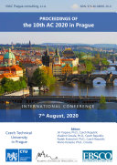 Proceedings of the 10th AC 2020 in Prague