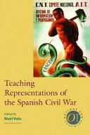 Teaching Representations of the Spanish Civil War