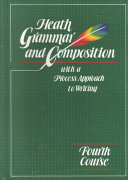 Heath Grammar and Composition With a Process Approach