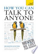 How You Can Talk To Anyone Teach Yourself Book PDF