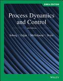 Process Dynamics and Control  4E EMEA Edition
