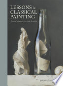 Lessons in Classical Painting Book PDF