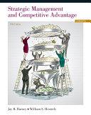 Strategic Management and Competitive Advantage Pdf/ePub eBook