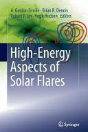 High Energy Aspects of Solar Flares