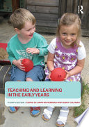 """Teaching and Learning in the Early Years"" by David Whitebread, Penny Coltman"