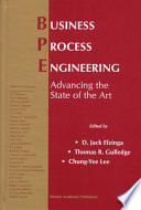 Business Process Engineering Book