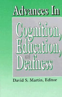 Deaf Cognition Foundations And Outcomes [Pdf/ePub] eBook