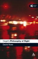 Hegel's 'Philosophy of Right'