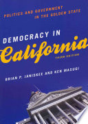 Democracy in California Book