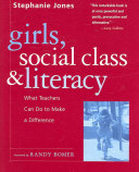 Girls  Social Class  and Literacy