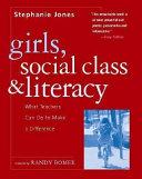 Girls  Social Class  and Literacy Book