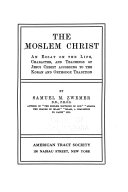 The Moslem Christ
