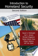 Introduction to Homeland Security  Second Edition Book