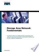 Storage Area Network Fundamentals