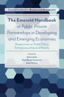 Pdf The Emerald Handbook of Public-Private Partnerships in Developing and Emerging Economies