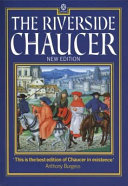 The Riverside Chaucer Geoffrey Chaucer Larry Dean Benson Google Books