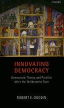 Innovating Democracy [Pdf/ePub] eBook