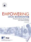Empowering Local Communities Book