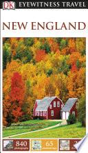 DK Eyewitness Travel Guide  New England Book