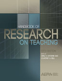 Handbook of Research on Teaching