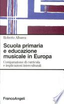 Scuola primaria e educazione musicale in Europa