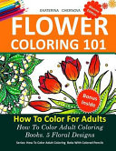 Flower Coloring 101