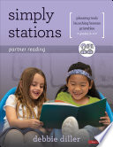 Simply Stations  Partner Reading  Grades K 4
