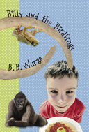 Billy and the Birdfrogs Book