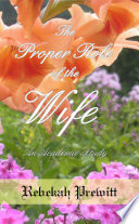The Proper Role Of The Wife Book