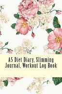 A5 Diet Diary Slimming Journal Workout Log Book Book PDF
