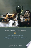 War  Wine  and Taxes Book