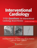Pdf 1133 Questions: An Interventional Cardiology Board Review Telecharger
