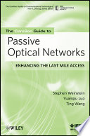 Passive Optical Networks Book