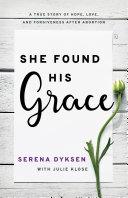 Pdf She Found His Grace