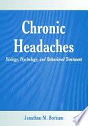 Chronic Headaches Book PDF