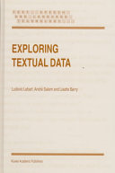Exploring Textual Data