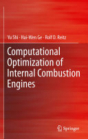 Computational Optimization of Internal Combustion Engines Book