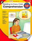 Reading for Every Child - Comprehension, Grade 5