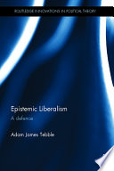Epistemic Liberalism