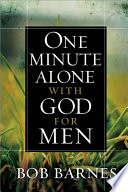 One Minute Alone with God for Men Book